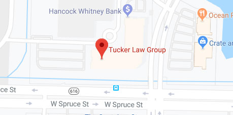Tampa Office Map